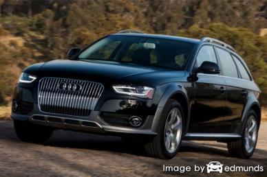 Insurance rates Audi Allroad in Pittsburgh