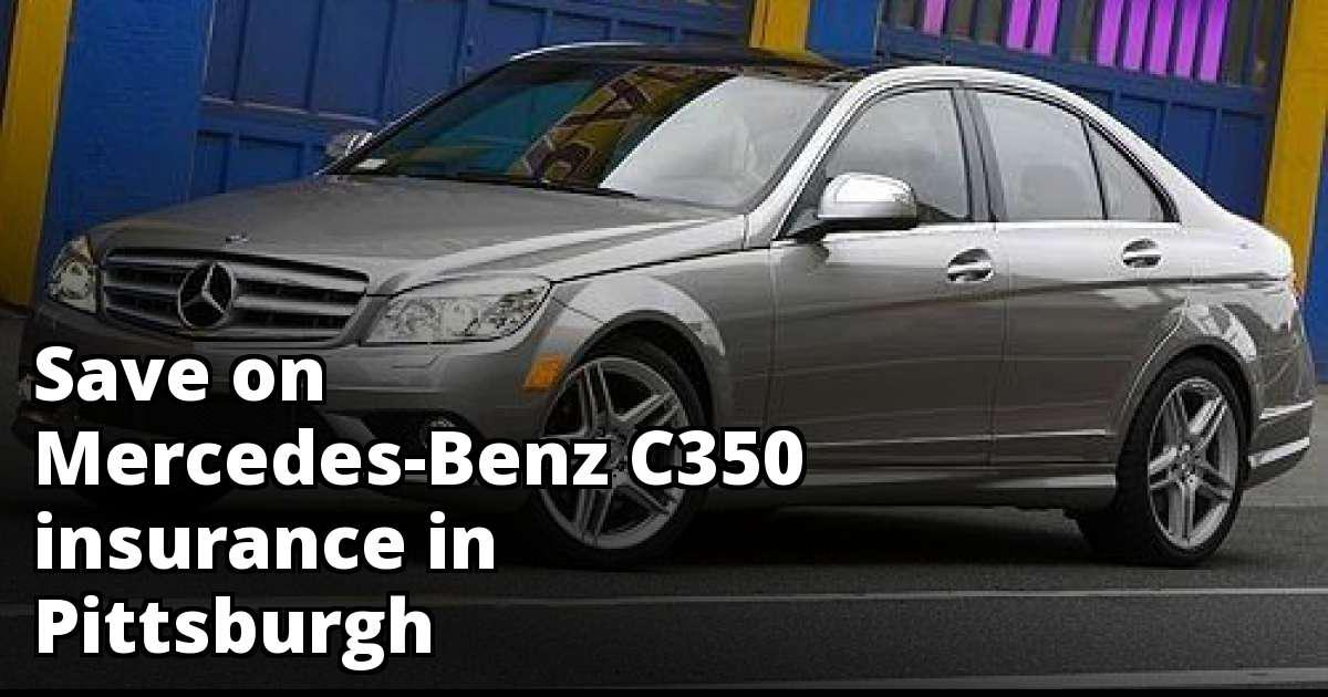 Affordable Insurance Rates for a Mercedes-Benz C350 in ...