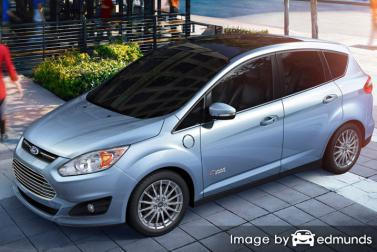 Insurance rates Ford C-Max Energi in Pittsburgh