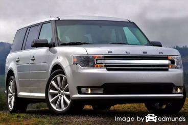 Insurance quote for Ford Flex in Pittsburgh