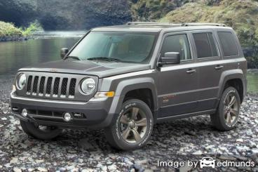 Insurance for Jeep Patriot