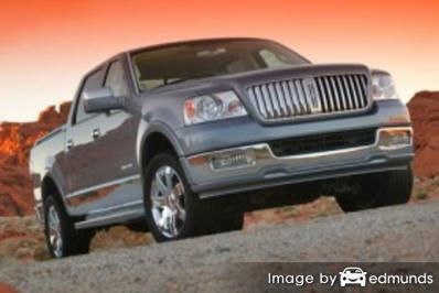 Insurance quote for Lincoln Mark LT in Pittsburgh