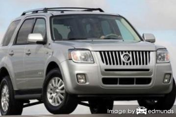 Insurance quote for Mercury Mariner in Pittsburgh