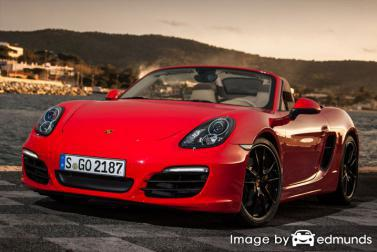 Insurance quote for Porsche Boxster in Pittsburgh