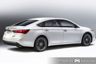 Insurance quote for Toyota Avalon Hybrid in Pittsburgh