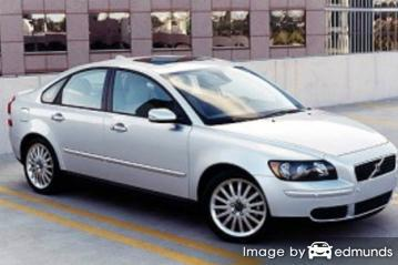 Discount Volvo S40 insurance